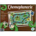 Homophonerie