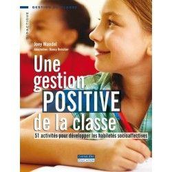 Gestion positive de la classe