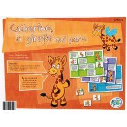 Catherine la girafe qui parle