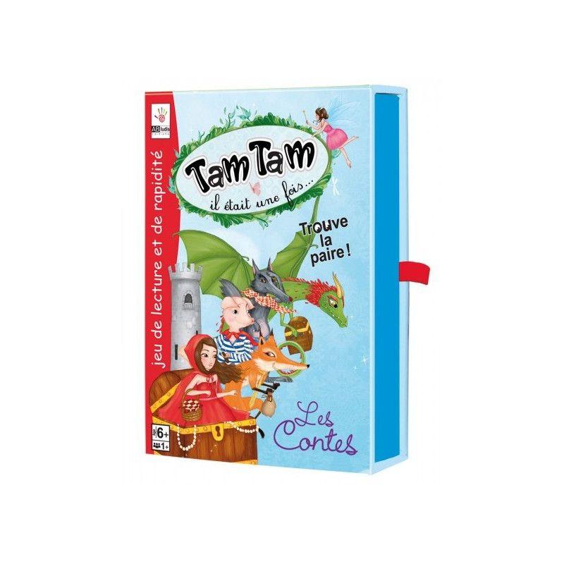 Tam Tam Il était une fois les contes