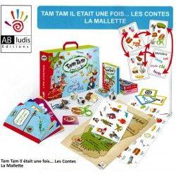 Tam Tam Il était une fois les contes - La mallette
