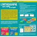 L'orthographe sans papier ni crayon - Ensemble 3 (10 à 12 ans)