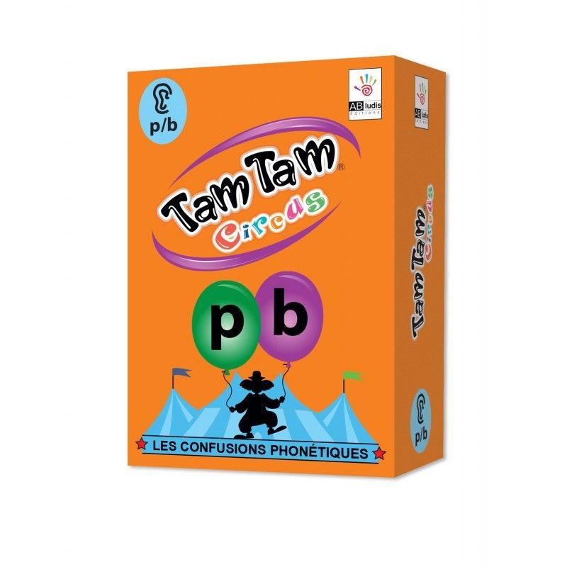 Tam Tam Circus P/B