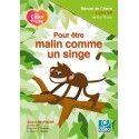 Au coeur du lire - Pour être malin comme un singe (livret 3A + guide du maitre)