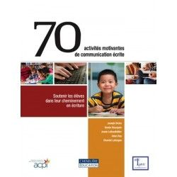 70 activités motivantes de communication écrite