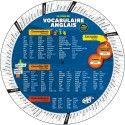 Roue du vocabulaire anglais