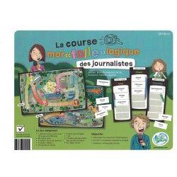 """Course mor""""folle""""logique des journalistes"""