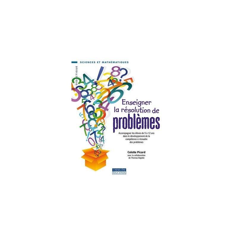 Enseigner la résolution de problèmes  (5-12 ans)