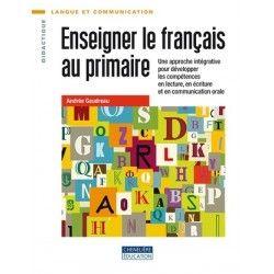 Enseigner le français au primaire
