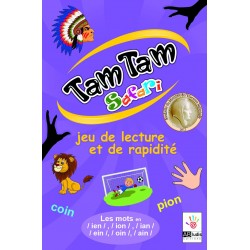 Tam Tam Safari mots en IEN/EIN, ION/OIN, IAN/AIN
