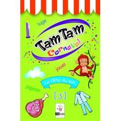 Tam Tam Carnaval - son [ʒ]
