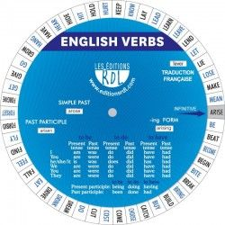 La mini roue English verbs