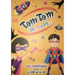 Tam Tam Superplus Les additions A+B