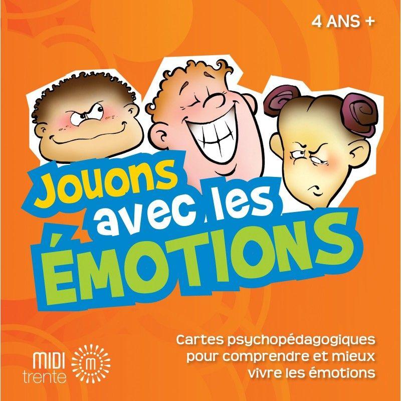 Cartons jouons avec les émotions