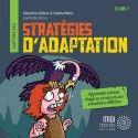 Cartons des stratégies d'adaptation