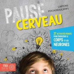 Cartons pause cerveau