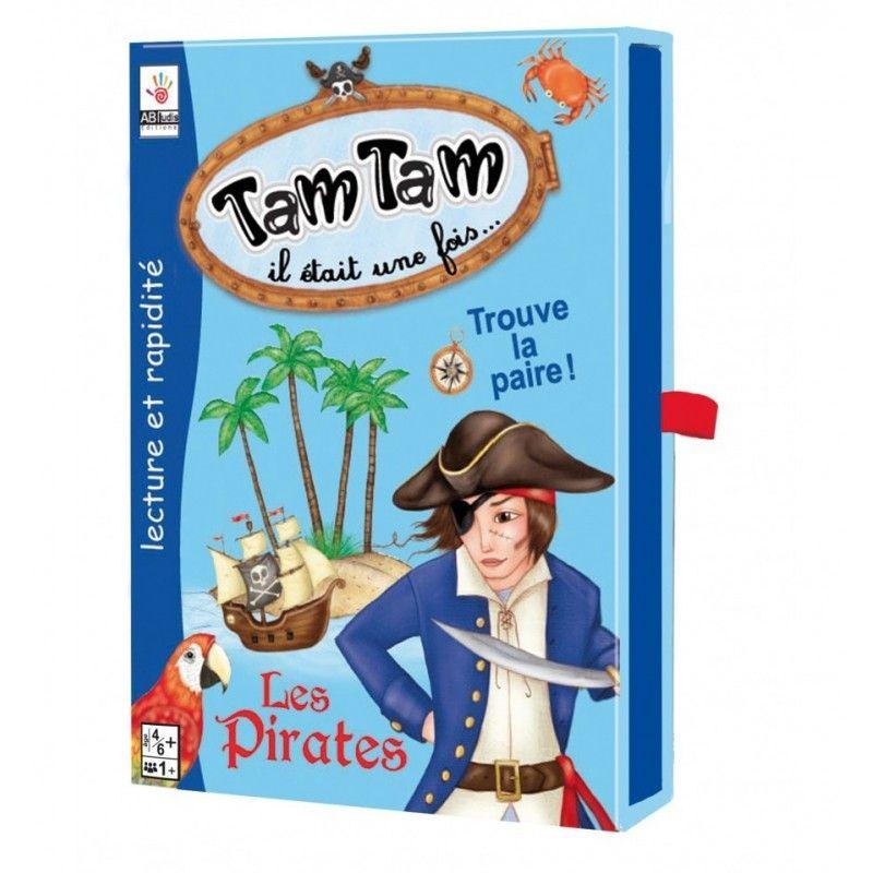 """Tam Tam """"Il était une fois"""" Les pirates"""