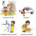 Les pictogrammes III - Grandir et jouer en toute sécurité