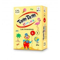 Tam Tam Circus Les inversions L1