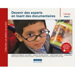 Devenir experts en lisant des documentaires