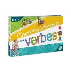 Cherche et trouve des verbes
