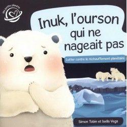 Inuk, l'ourson qui ne nageait pas