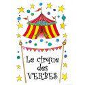 Cirque des verbes