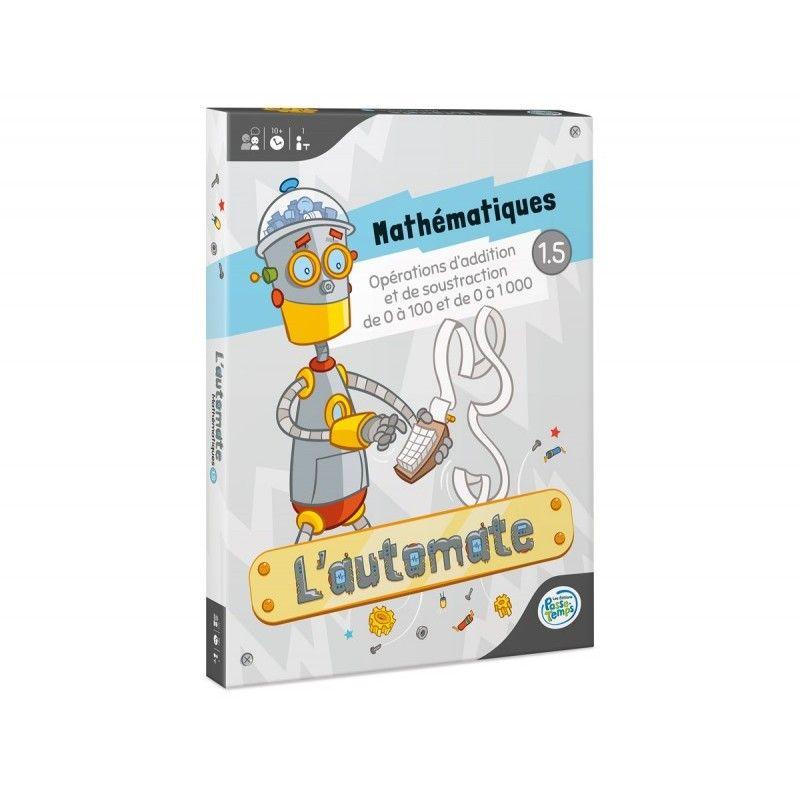 Automate Mathématiques 1.5