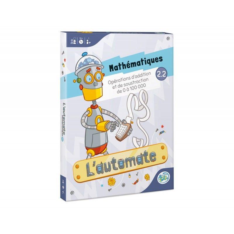 Automate Mathématiques 2.2