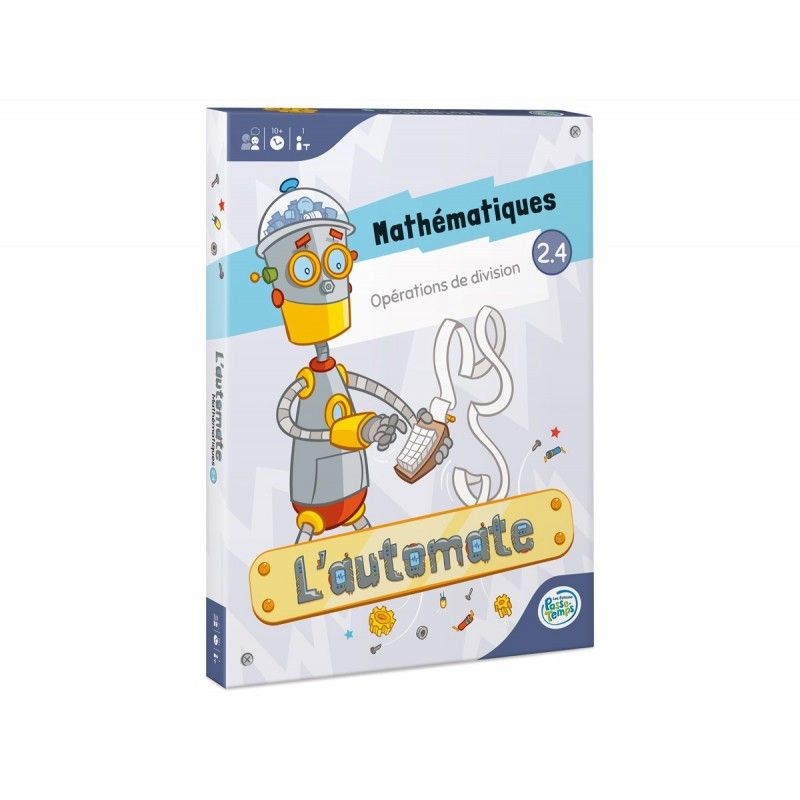 Automate Mathématiques 2.4
