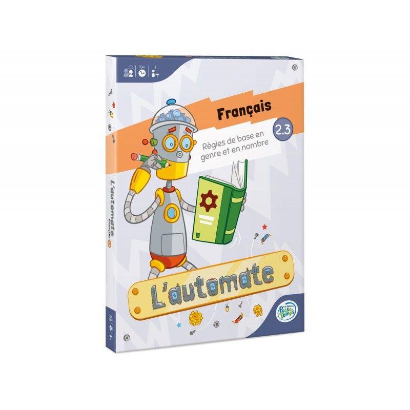 Automate français 2.3