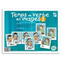 Temps des verbes en images 1