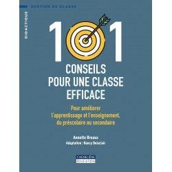 101 conseils pour une classe efficace