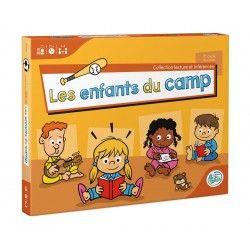 Enfants du camp (Nouvelle...