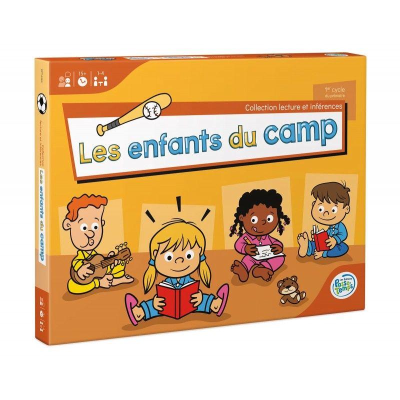 Enfants du camp (Nouvelle Edition)