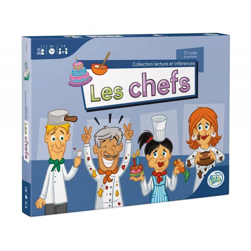 Chefs (Nouvelle Edition)
