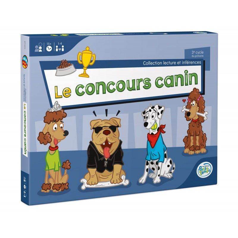 Concours canin (Nouvelle édition)