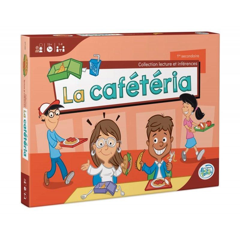 Cafétéria (Nouvelle Édition)