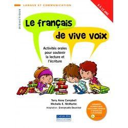 Français de vive voix