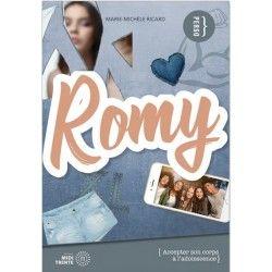 Romy - accepter son corps à l'adolescence
