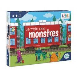Train des monstres