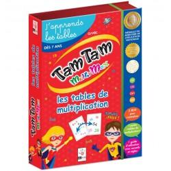 Tam Tam Multimax J'apprends...
