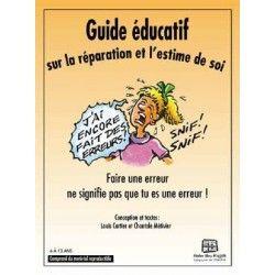 Guide éducatif sur la réparation et l'estime de soi