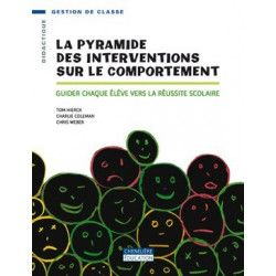 Pyramide des interventions sur le comportement