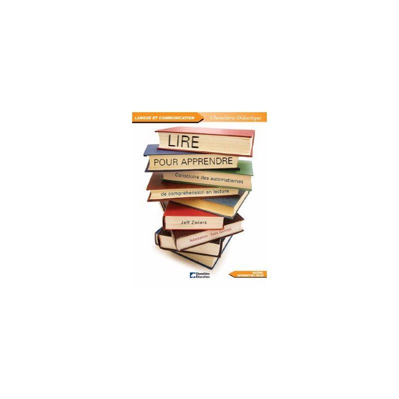 Lire pour apprendre