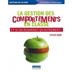 Gestion des comportements en classe