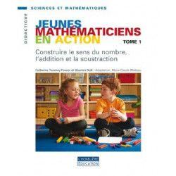 Jeunes mathématiciens en action - tome 1