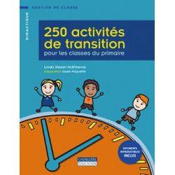 250 activités de transition
