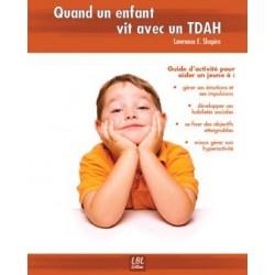 Quand un enfant vit avec un TDAH