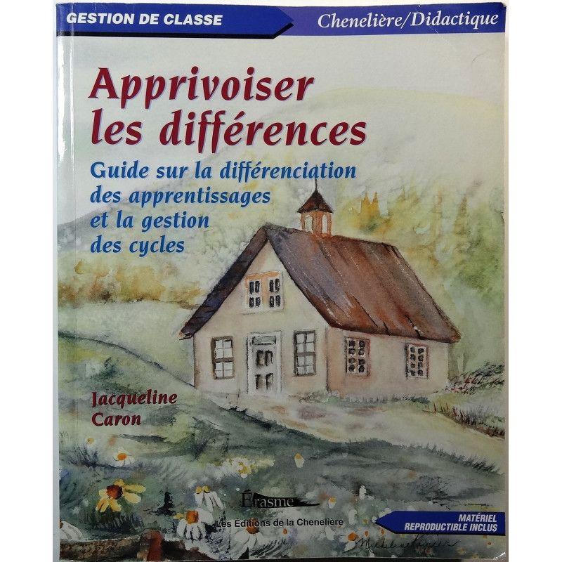 Apprivoiser les différences - Pirouette Éditions